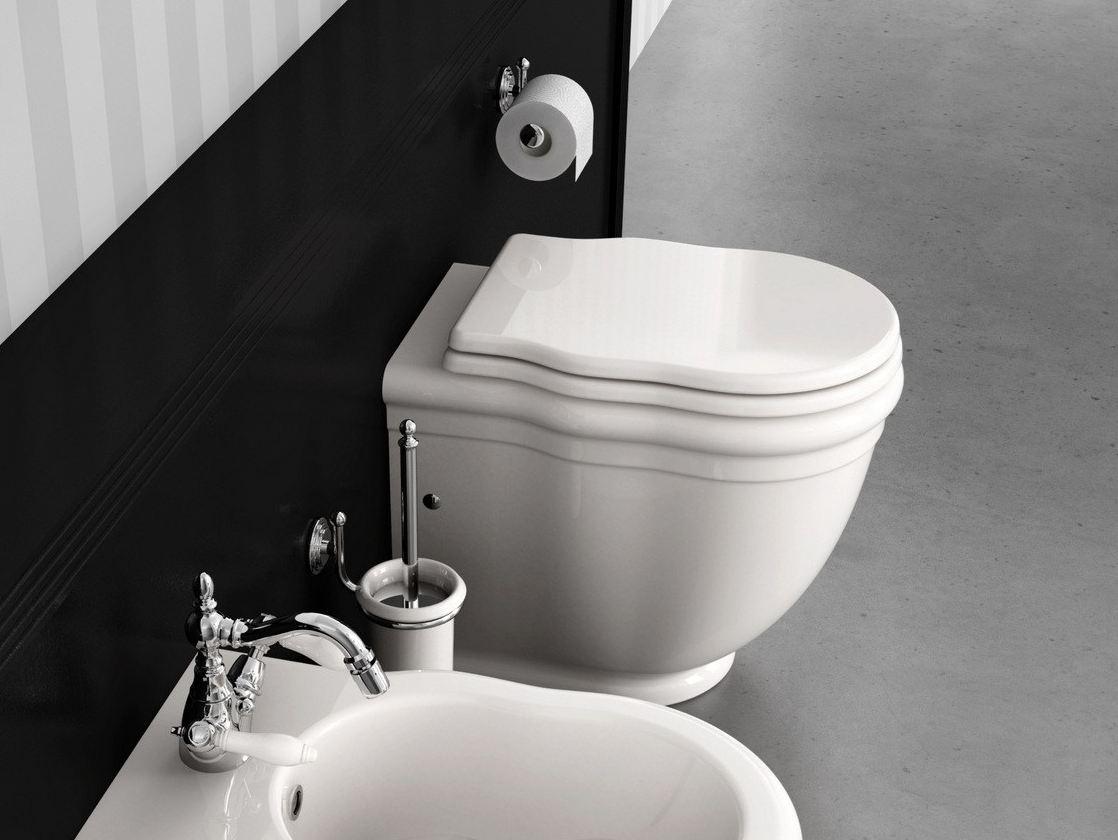 Hidra Ceramica Sanitari.Ellade Toilet Hidra Ceramica 224468 Relad1c903f Edil Italy