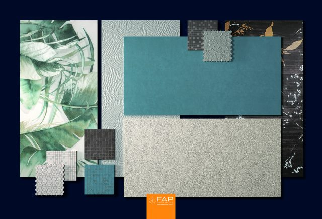 FAP Ceramiche – Bloom Collection